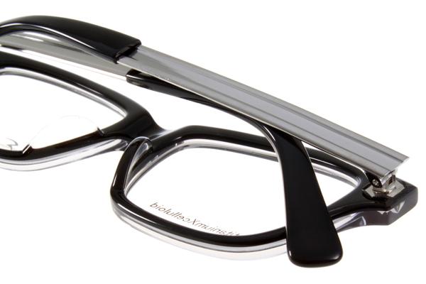 qq头像眼镜黑白简约