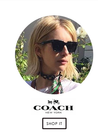 COACH眼鏡品牌