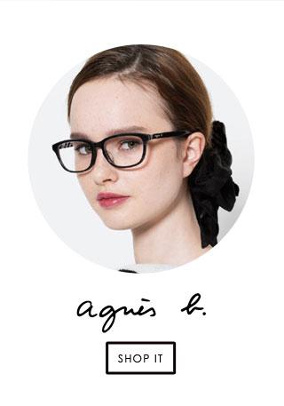 agnes b眼鏡品牌