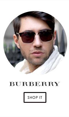 BURBERRY眼鏡品牌