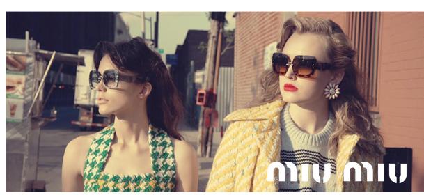 MiuMiu太陽眼鏡