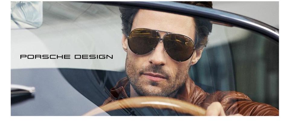 Porsche Design太陽眼鏡