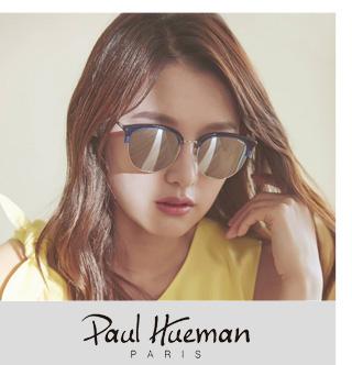 PAUL HUEMAN韓國眼鏡品牌